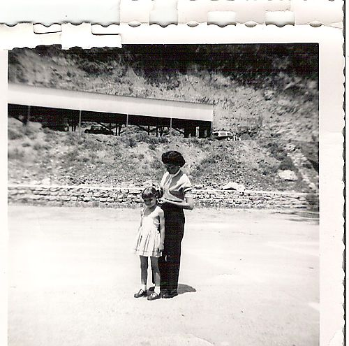 Grandma and Jean