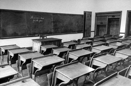 Empty-school