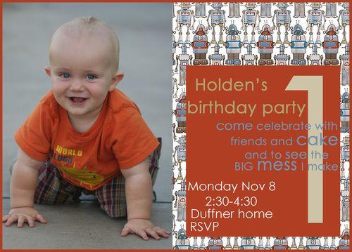 Holden's 1st baday inviteblog