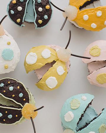 Bugcupcakes